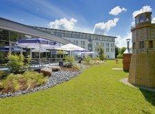 Parkhotel Rügen - Terrasse/Außenbereich
