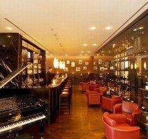 Bar mit Chambrair, Quelle: Ameron Parkhotel Euskirchen