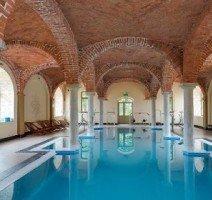 Pool, Quelle: (c) AKZENT Schlosshotel Wiechlice