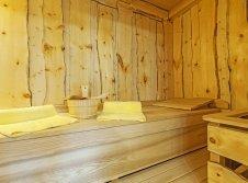 Privat Spa mit Sauna