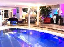 Privat SPA Wellnessbereich