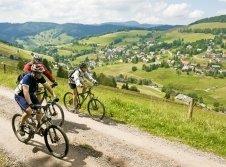 Radwandern im Schwarzwald