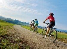 Radwandern in Bad Birnbach