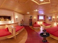 Relaxraum Berg-Ruhe-Alm im Wellness Hotel Bergruh