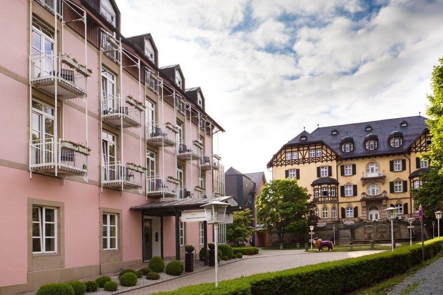 Hotel Relexa Hotel Bad Steben In Bad Steben Verwoehnwochenende