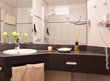 relexa hotel Bad Steben GmbH - Badezimmer
