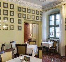 Restaurant, Quelle: (c) AKZENT Schlosshotel Wiechlice