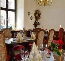 Restaurant, Quelle: (c) Romantica Hotel Blauer Hecht