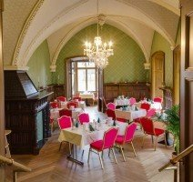 Restaurant, Quelle: (c) Schlosshotel Fürstlich Drehna