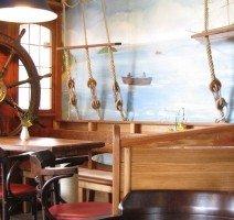Restaurant, Quelle: (c) Strandhotel Deichgraf