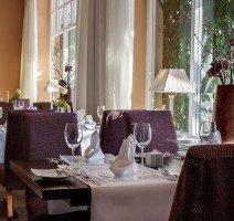 Blick ins Restaurant, Quelle: (c) relexa hotel Bad Steben