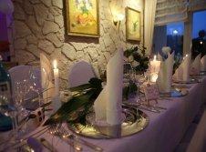 Restaurant bei Veranstaltung