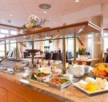 Restaurant Buffet, Quelle: (c) ACHAT Premium Schwarzheide Spreewald