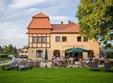 Restaurant Cheval Blanc Außenansicht