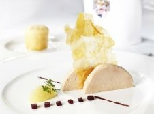 Restaurant Cheval Blanc Gourmetdessert