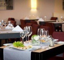 Restaurant Detail, Quelle: (c) ACHAT Plaza Frankfurt/Offenbach
