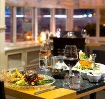 Restaurant Detail, Quelle: (c) ACHAT Plaza Karlsruhe