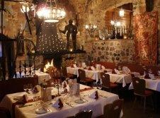 Restaurant im Burghotel