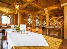 Restaurant im Chaletdorf