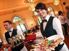 Restaurant im Hotel Burgkeller in Meißen