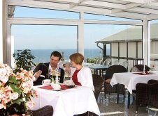 Restaurant im Waldhotel Göhren