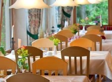 Restaurant im Wellness Hotel Bergruh