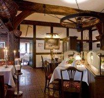 """Restaurant """"Kaminstube"""", Quelle: (c) VILA VITA Burghotel Dinklage"""
