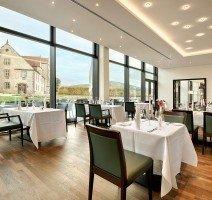 Restaurant mit Klosterblick, Quelle: (c) Hotel Kloster Haydau