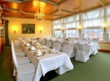 Restaurant & Saal im Hotel Burgkeller in Meißen
