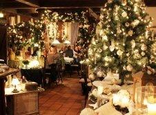 Restaurant zu Weihnachten