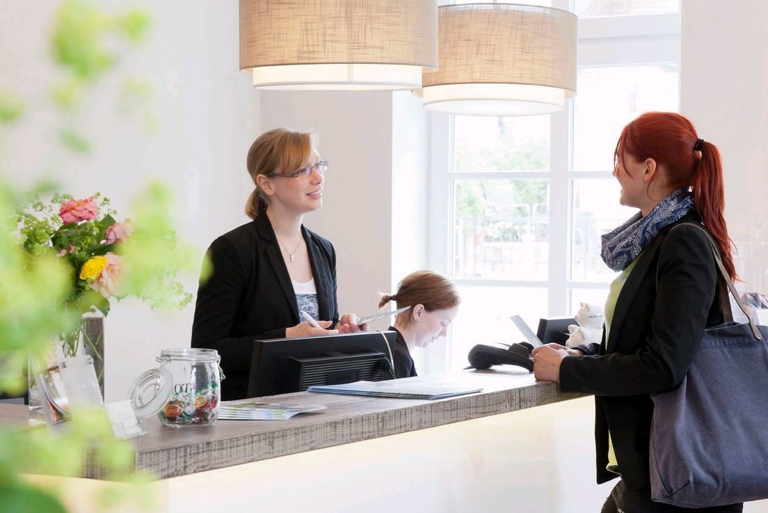 Hotel: Hotel Hinrichs *** S in Nordseebad Carolinensiel ...