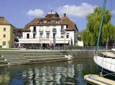 Ringhotel Schiff am See in Konstanz