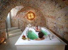 Romantik Bad zu Zweit