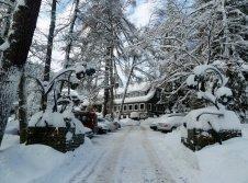 Romantik Hotel Stryckhaus im Winter
