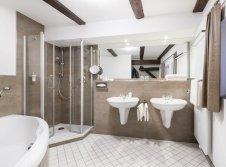 Romantik-Hotel Zum Stern - Badezimmer