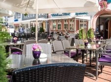 Romantik-Hotel Zum Stern - Terrasse/Außenbereich