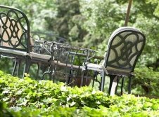 Romantik Terrasse