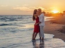 Romantiktage am Meer