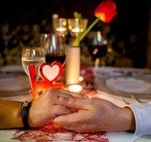 Romantisches Dinner, Quelle:
