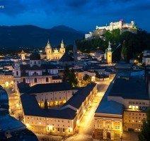 Panoramenansicht, Quelle: (c) Tourismus Salzburg
