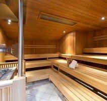 Sauna, Quelle: (c) ACHAT Plaza Zum Hirschen Salzburg