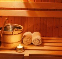 Sauna, Quelle: (c) Hotel Gersfelder Hof