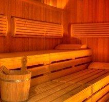 Sauna, Quelle: (c) Strandhotel Deichgraf
