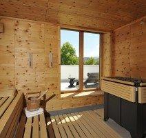 Sauna im Spa-Bereich, Quelle: (c) Hotel Ritter Durbach