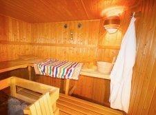 Sauna im AKZENT Hotel Am Hohenzollernplatz