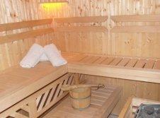 Sauna im Hotelzimmer