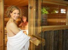 Sauna im Ringhotel Sellhorn