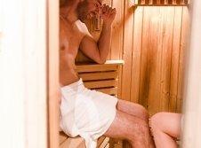 Sauna Zeit