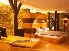 Schlaf-und Wohnbereich Kaisersuite