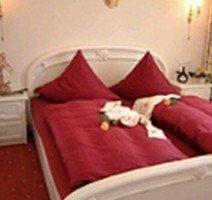 Schlafzimmer Prinzenpaar-Suite, Quelle:
